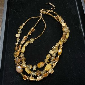 Jewelry - (3for$20) Beaded Necklace